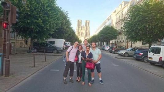 13 Visite Touristique à Reims