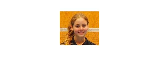 Elise Karcher au tournoi Tribad de Marly-Metz-Cuvry