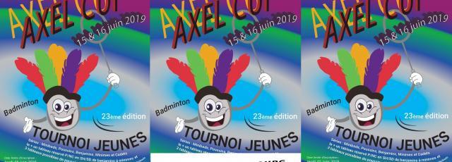Axel Cup 2019 - 15 & 16 juin 2019